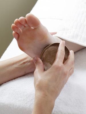Massage pied bol kansu isabelle ricoul rennes